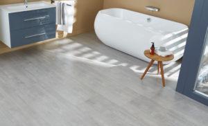 renover le sol de la salle de bain